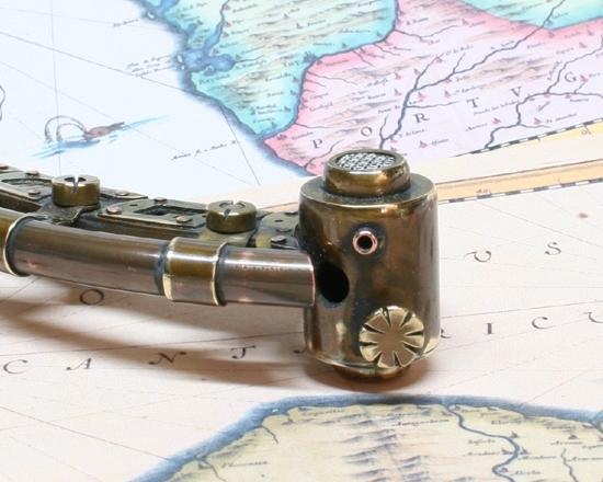 Свисток боцмана парового корабля (ворклог) (Фото 86)