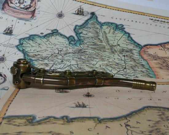 Свисток боцмана парового корабля (ворклог) (Фото 81)