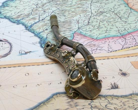Свисток боцмана парового корабля (ворклог) (Фото 89)