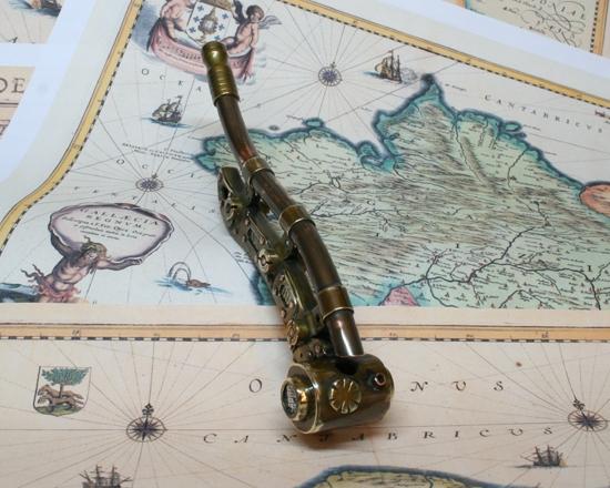 Свисток боцмана парового корабля (ворклог) (Фото 96)