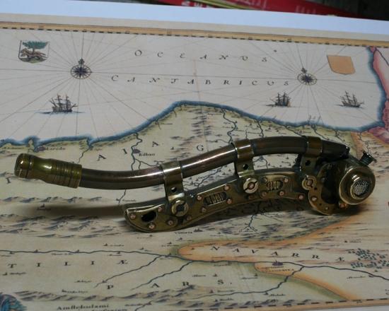 Свисток боцмана парового корабля (ворклог) (Фото 79)