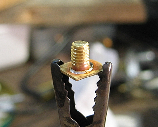 Свисток боцмана парового корабля (ворклог) (Фото 60)