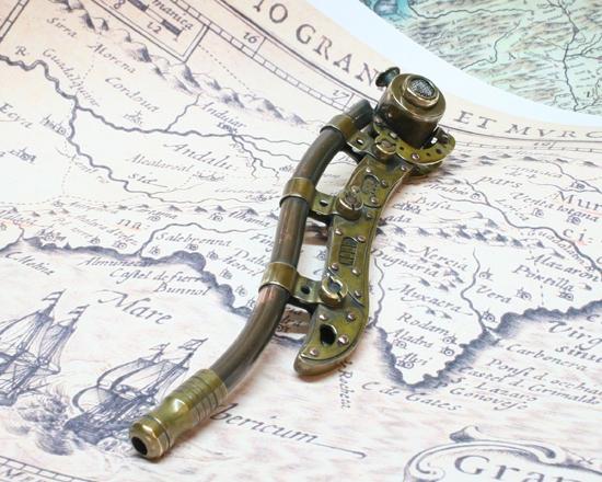 Свисток боцмана парового корабля (ворклог) (Фото 85)