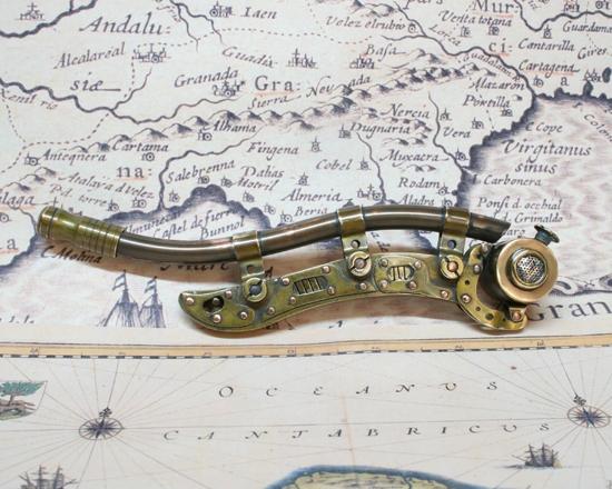 Свисток боцмана парового корабля (ворклог) (Фото 91)