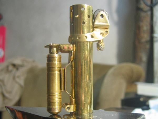 Зажигалка с канистрой (ворклог, 140 фото) (Фото 76)
