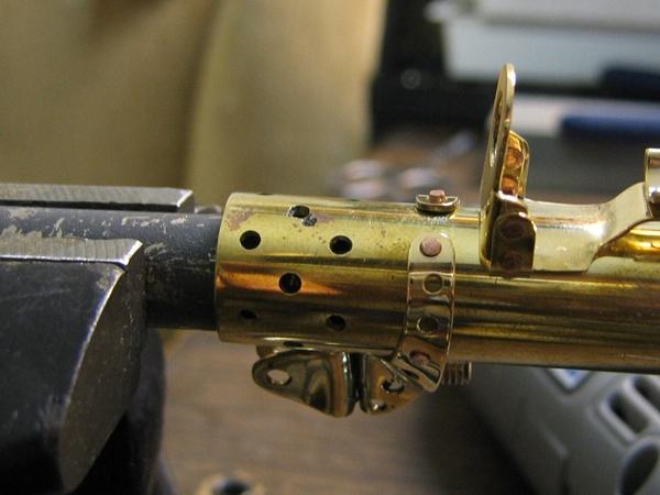 Зажигалка с канистрой (ворклог, 140 фото) (Фото 79)