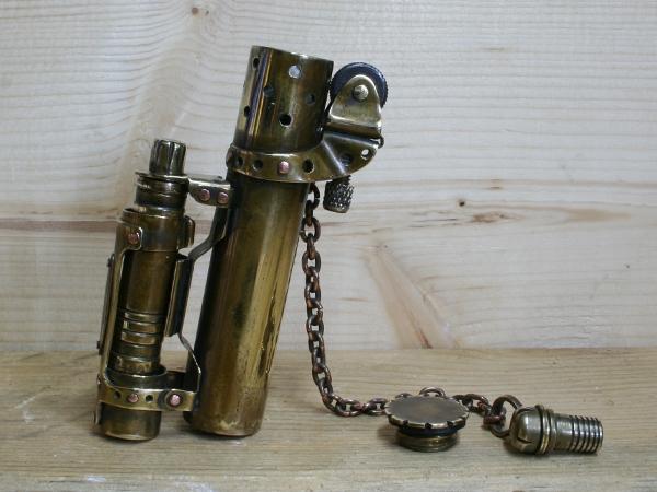 Зажигалка с канистрой (ворклог, 140 фото) (Фото 134)