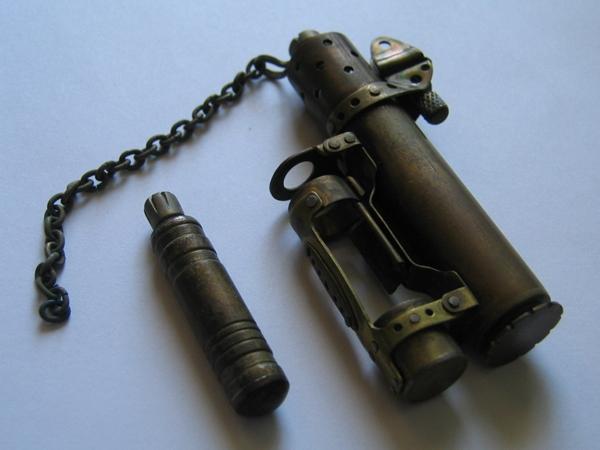 Зажигалка с канистрой (ворклог, 140 фото) (Фото 111)