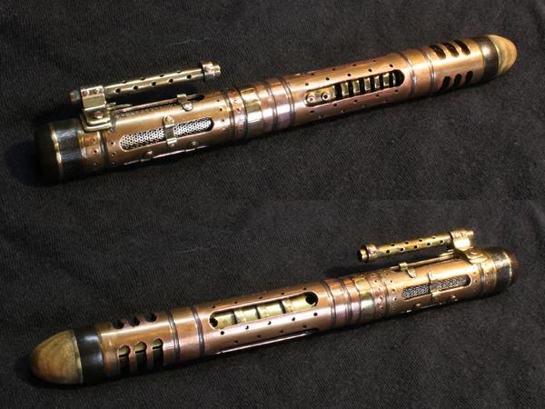 Ручка STEAMPEN II (ворклог, 97 фото) (Фото 73)