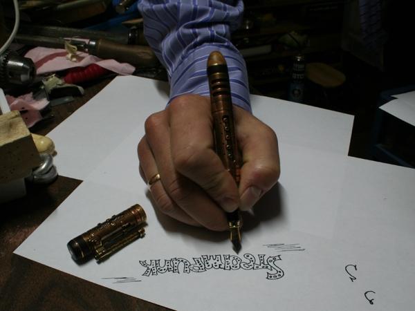 Ручка STEAMPEN II (ворклог, 97 фото) (Фото 97)