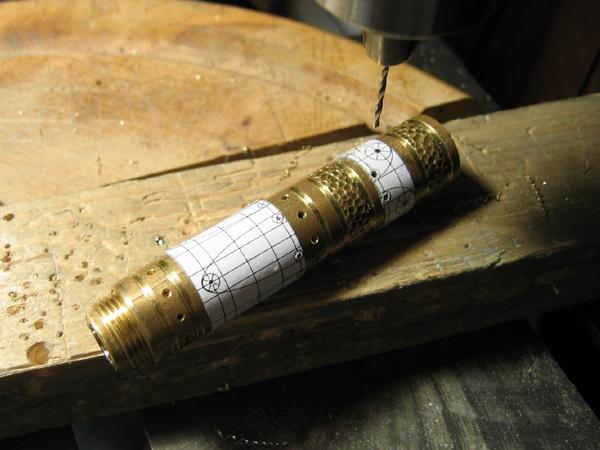 STEAMPEN III (ворклог) (Фото 11)