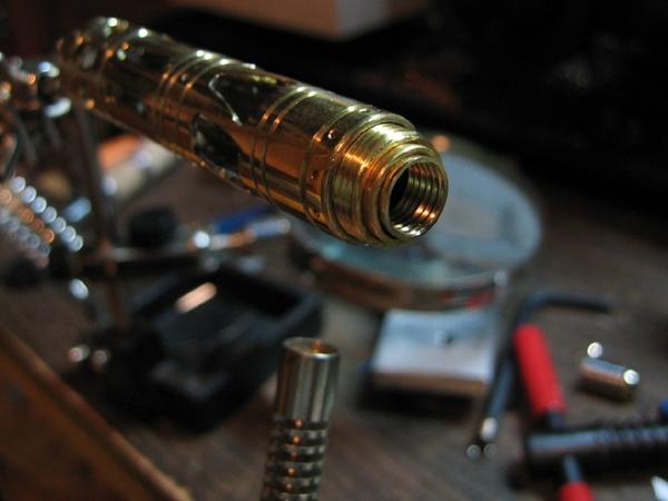 Перьевая ручка Steampen VII (ворклог, 90 фото)