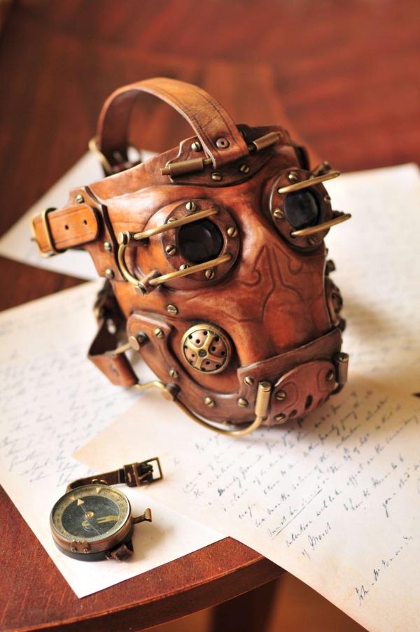 ...punk Protective mask. (Фото 20)