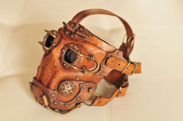 ...punk Protective mask. (Фото 15)