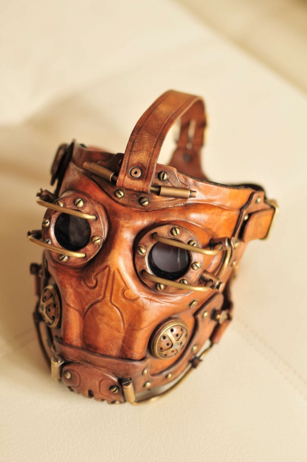 ...punk Protective mask. (Фото 16)