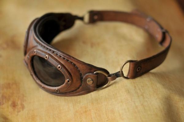 Aviator goggles. (Фото 2)