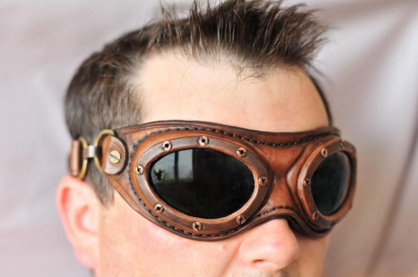 Aviator goggles. (Фото 5)