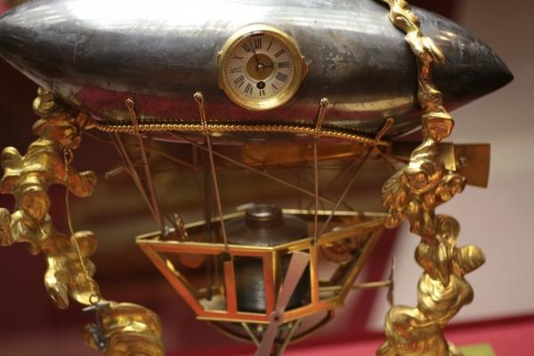 Выставка «В лабиринтах времени. Французские часы XVIII-XIX веков» в Москве. (Фото 7)