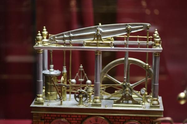 Выставка «В лабиринтах времени. Французские часы XVIII-XIX веков» в Москве. (Фото 18)