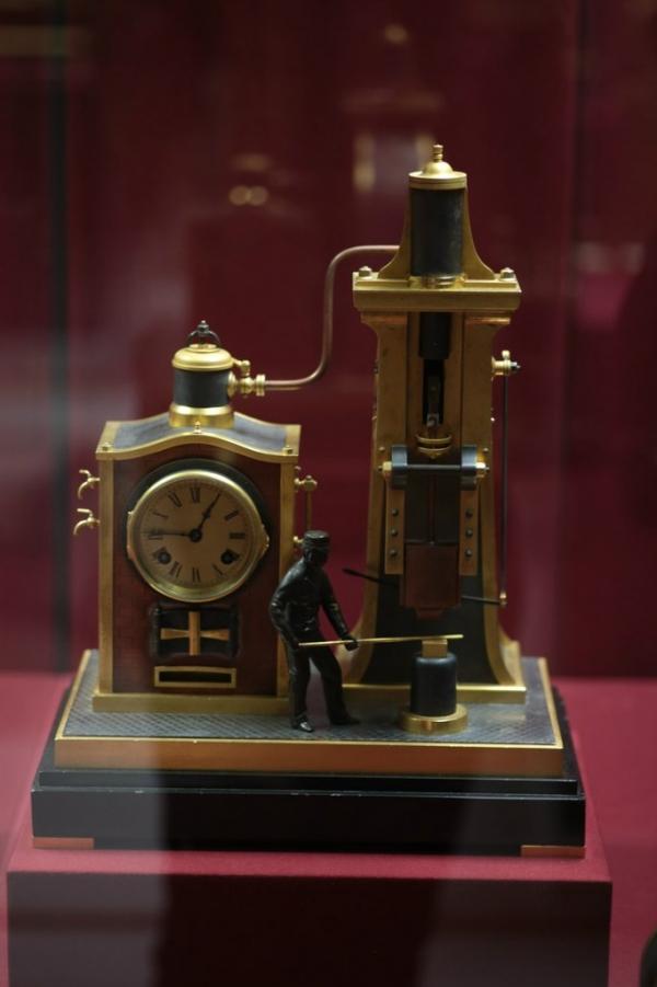 Выставка «В лабиринтах времени. Французские часы XVIII-XIX веков» в Москве. (Фото 14)