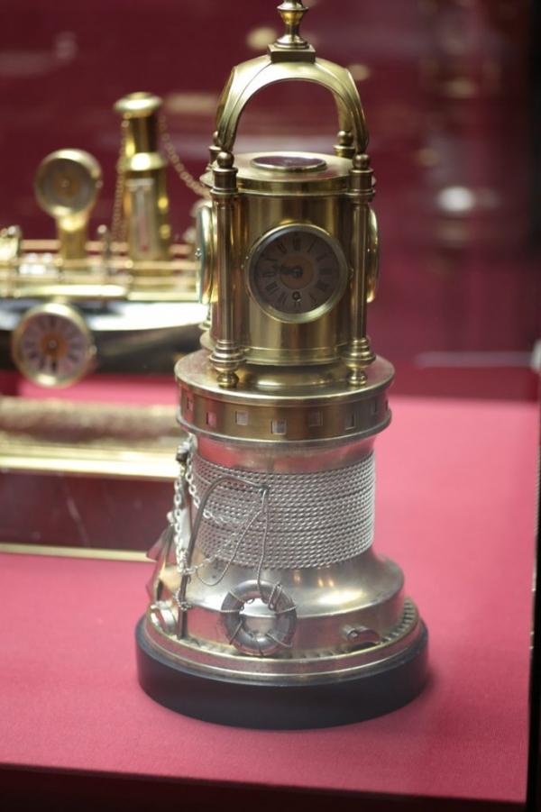 Выставка «В лабиринтах времени. Французские часы XVIII-XIX веков» в Москве. (Фото 8)