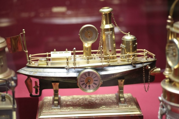 Выставка «В лабиринтах времени. Французские часы XVIII-XIX веков» в Москве. (Фото 10)