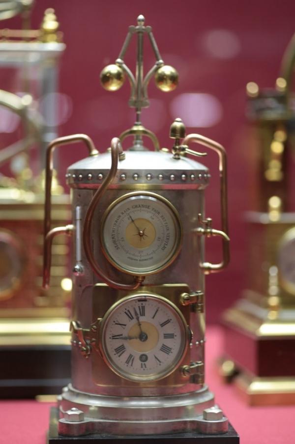 Выставка «В лабиринтах времени. Французские часы XVIII-XIX веков» в Москве. (Фото 16)