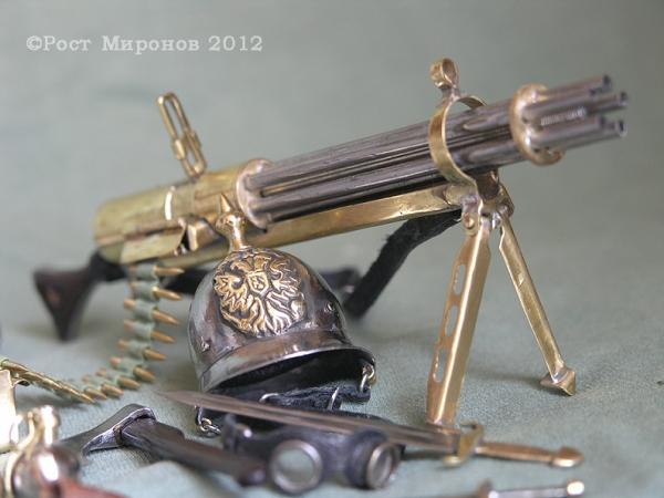 "Русский жандармский солдат. Миротворец. Проект ""Русскiй Стимпанкъ"". (Фото 21)"