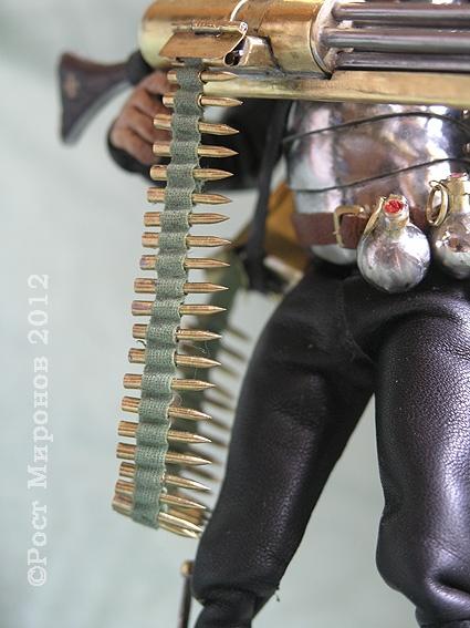 "Русский жандармский солдат. Миротворец. Проект ""Русскiй Стимпанкъ"". (Фото 8)"