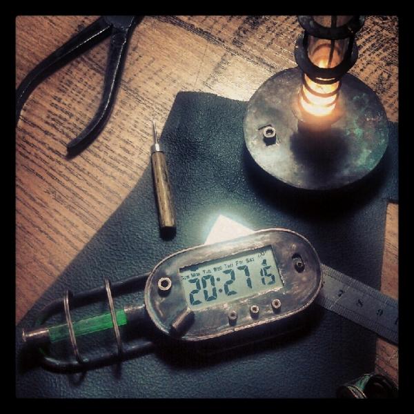 Часы Clk02 (Ворклог) (Фото 14)