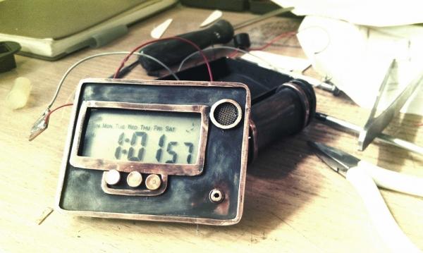 Часы Clk01 (Фото 5)