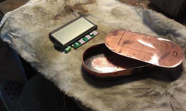 Часы Clk02 (Ворклог) (Фото 3)