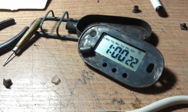 Часы Clk02 (Ворклог) (Фото 9)