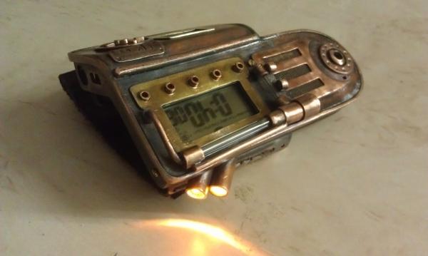Часы Clk03 (Фото 27)