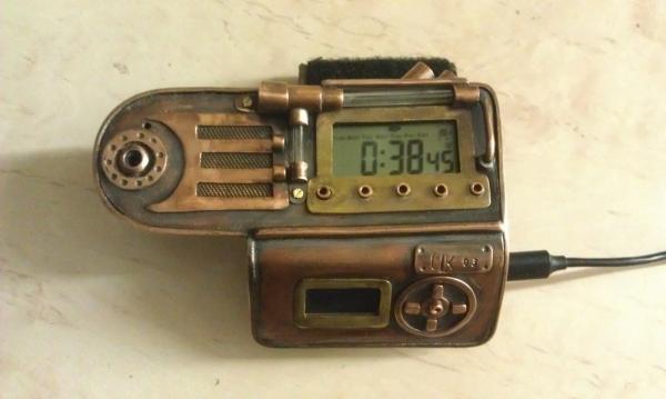 Часы Clk03 (Фото 24)