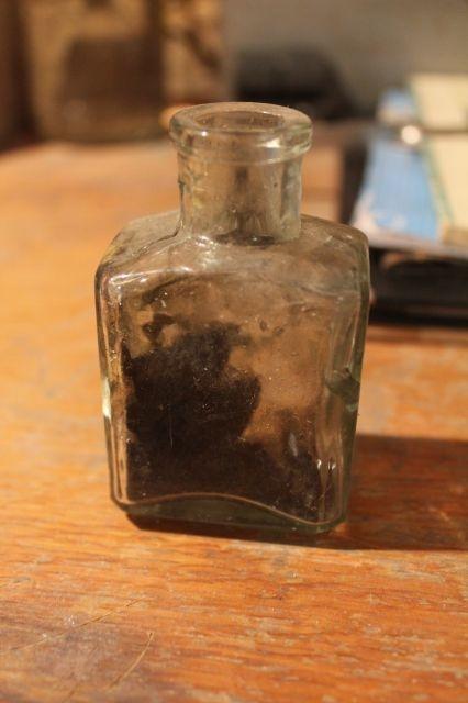 Старинные бутылочки маленькая коллекция ТИНО (Фото 4)