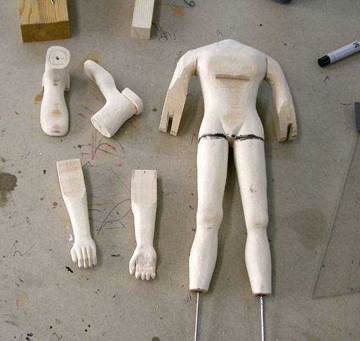 Кукольных дел мастер: часть №1 (Фото 38)