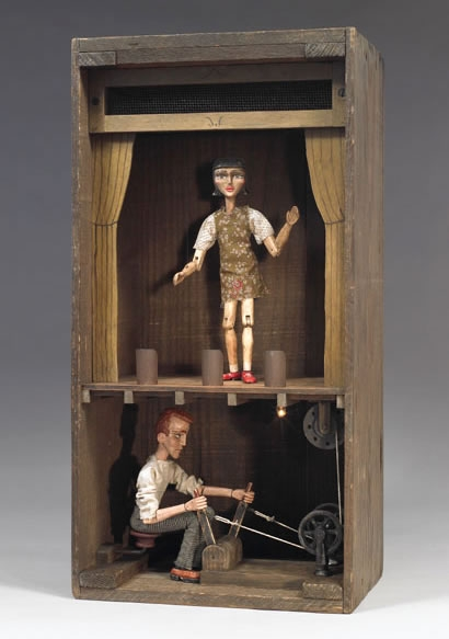 Кукольных дел мастер: часть №1 (Фото 44)