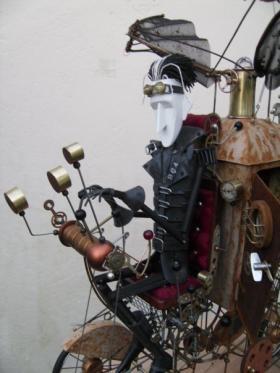 keith newstead automata?Или -Да здравствует механика.!!!!№1 (Фото 10)