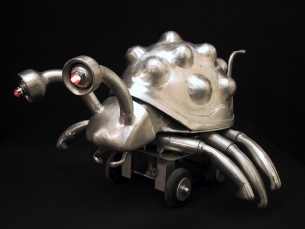 Nemo Gould или долгожданый дизельпанк! (Фото 24)
