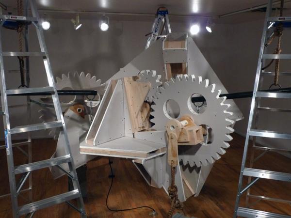 Безумные механизмы,или творения ґрегора витта. (Фото 4)