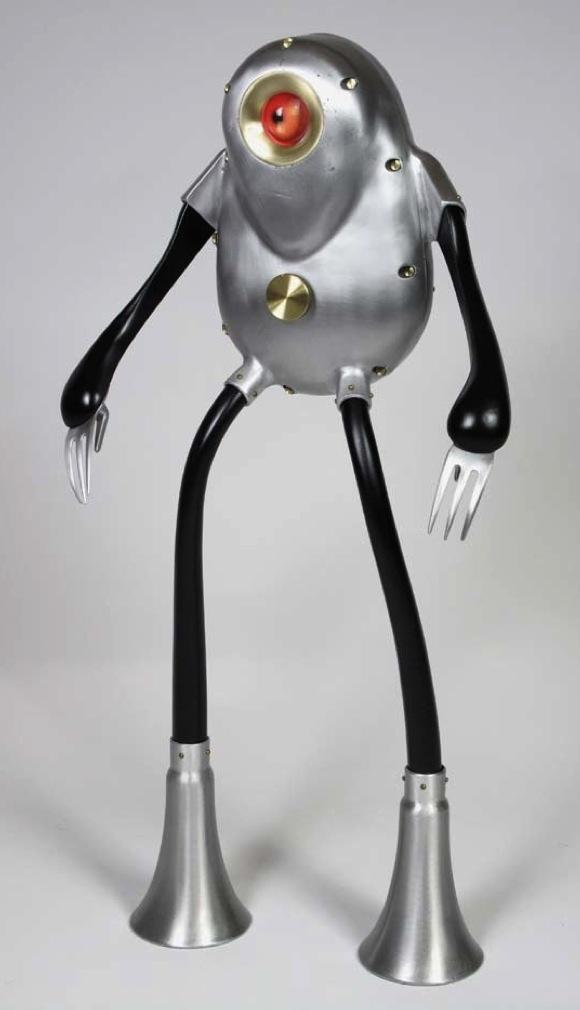 Nemo Gould или долгожданый дизельпанк! (Фото 29)