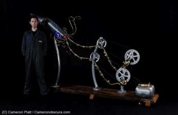 Nemo Gould или долгожданый дизельпанк! (Фото 18)