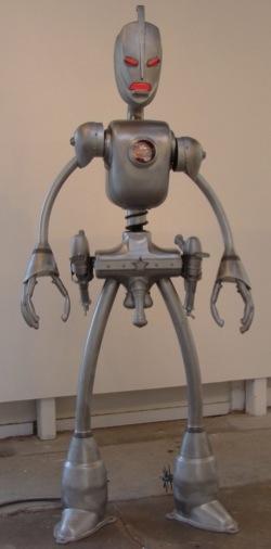 Nemo Gould или долгожданый дизельпанк! (Фото 37)