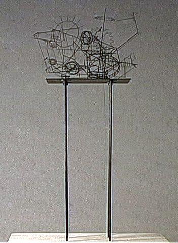Кінетичні скульптури Arthur Ganson (Фото 13)