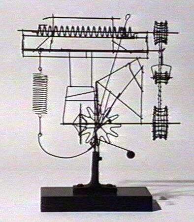 Кінетичні скульптури Arthur Ganson (Фото 6)