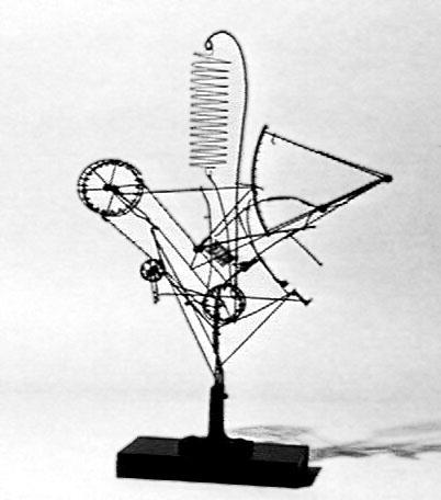 Кінетичні скульптури Arthur Ganson (Фото 5)