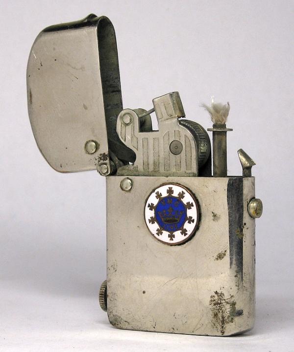 Зажигалки которые были сделаны в 1910-1920 годах