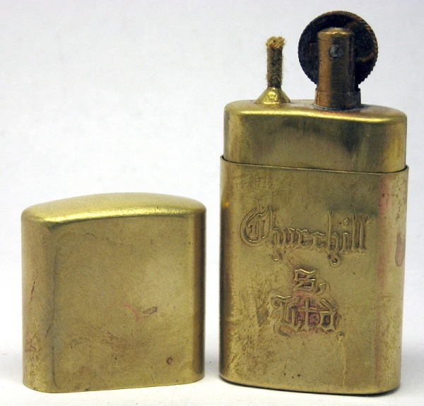 История возникновения зажигалки ..... (Фото 13)
