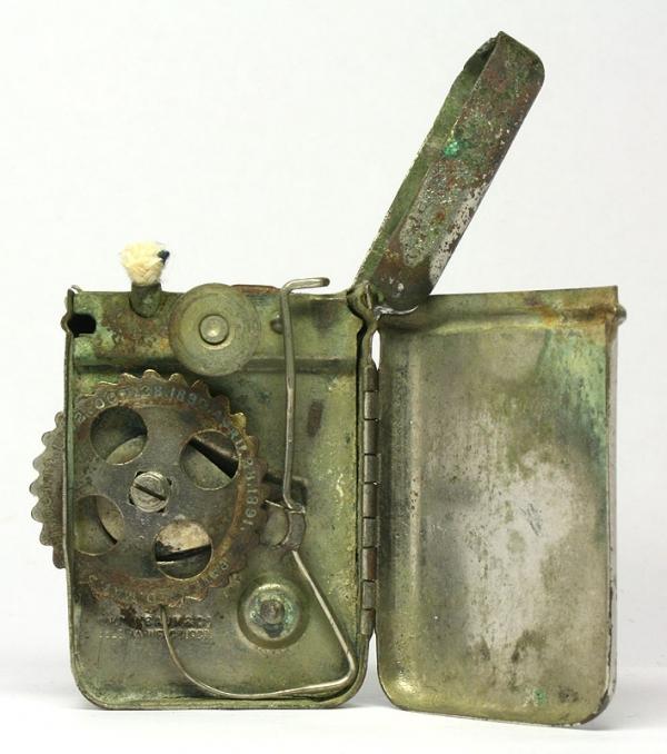 История возникновения зажигалки ..... (Фото 5)
